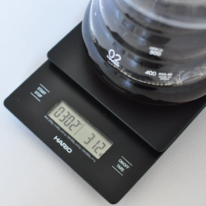 Hario precision Drip scale - Gust Coffee Roasters
