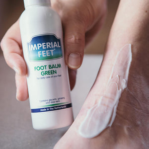 Foot Balm Green - Imperial Feet - Foot care products - Anti Fungal Treatments, Dry and Cracked Feet