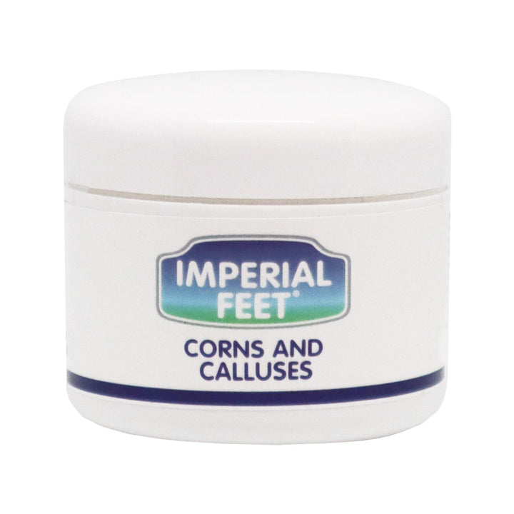 Corns and Calluses - Imperial Feet - Foot care products - Best seller homepage, Corns and Calluses