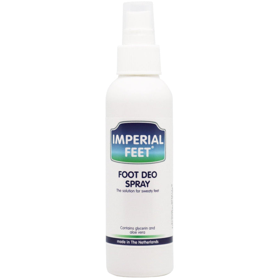 Foot Deo Spray - Imperial Feet - Foot care products - Anti Fungal Treatments, Extra Care