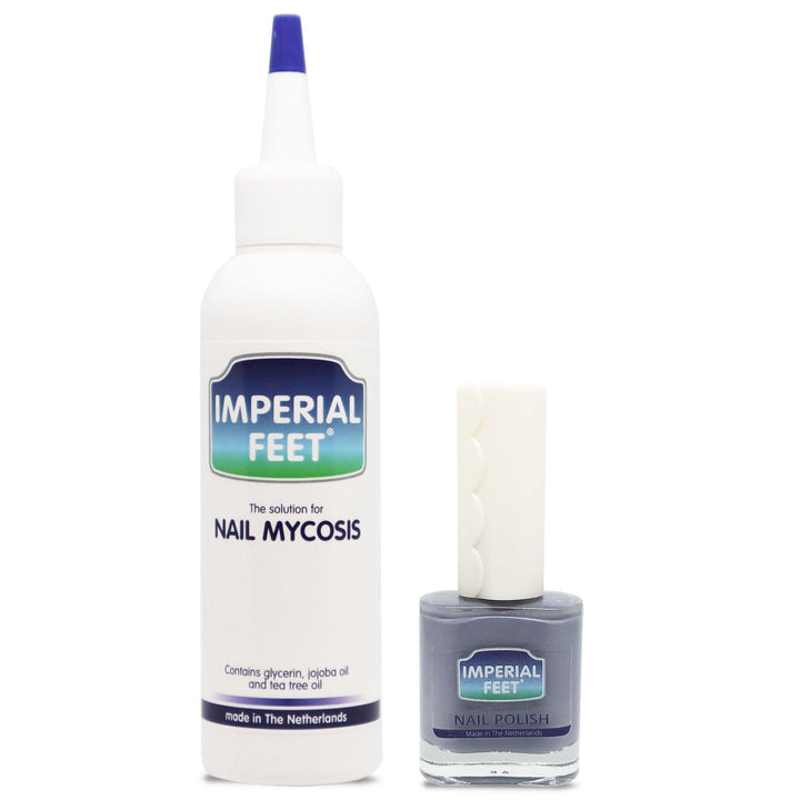 Nail Mycosis + Nail Polish - Imperial Feet - Foot care products - Anti Fungal Treatments