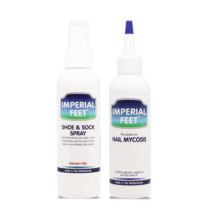 Fungal Nail Treatment Set - Imperial Feet - Foot care products - Anti Fungal Treatments