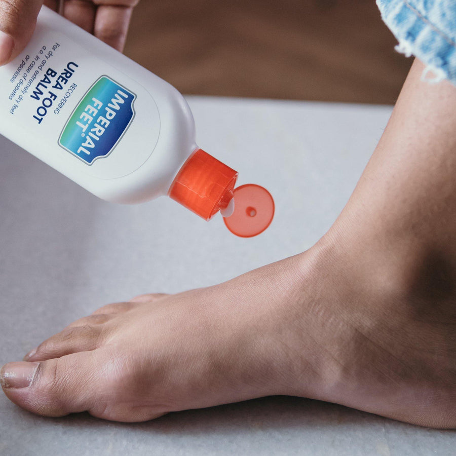 Urea Foot Balm - Imperial Feet - Foot care products - B2C, Dry and Cracked Feet