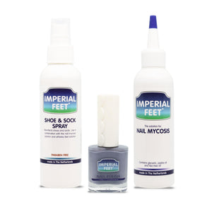 Fungal Nail Set - Imperial Feet - Foot care products - Anti Fungal Treatments