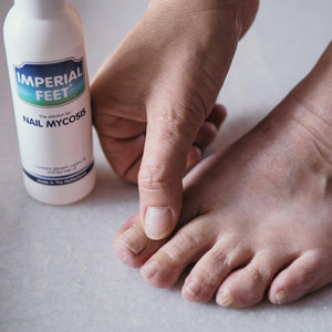 Nail Mycosis Solution - Imperial Feet - Foot care products - Anti Fungal Treatments