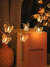 Load image into Gallery viewer, Butterfly Bulb String Light