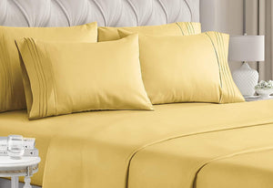 Silky Soft  Solid Print Sheet Sets