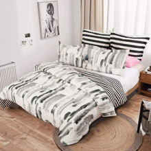 Load image into Gallery viewer, Bohemia Printed Aztec Duvet Cover Set