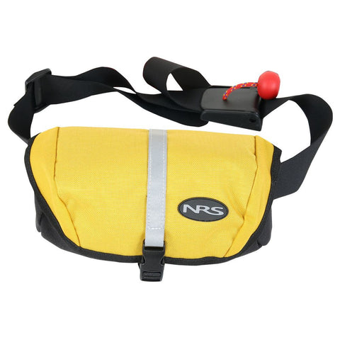 Sea Kayak tow line with releasable waist belt