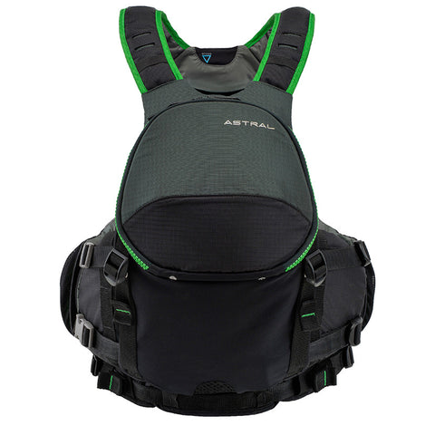 Astral BlueJacket Sea Kayak PFD Black & Green