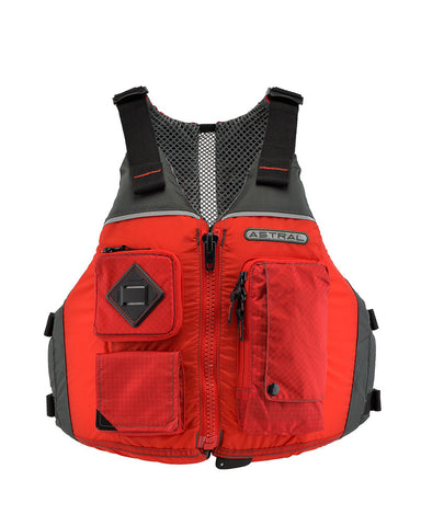 Astral Ronny SOT PFD Cherry Creek Red