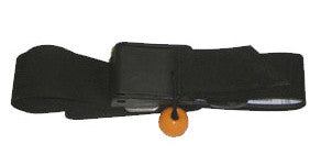Waist belt for rescue PFD