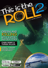 This is the Roll 2 Kayak DVD