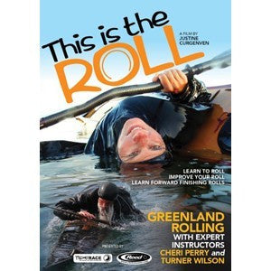 This is the Roll Kayak instructional DVD