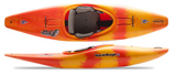 Liquidlogic Mullet Whitewater Kayak