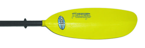 Mission OrigiNZ Northwest Passage Touring Paddle Yellow