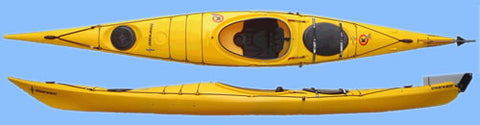 Mission / Q-Kayaks Shearwater Sea Kayak