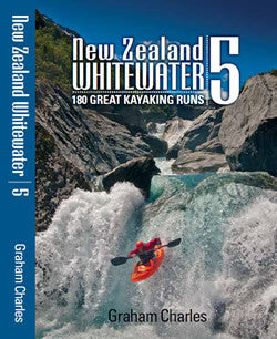 Whitewater NZ Guidebook 5th Ed.