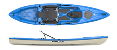 Native Manta Ray 12 LT Blue