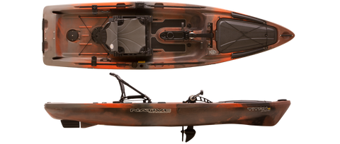 Native Watercraft Titan Propel 12 - Copperhead