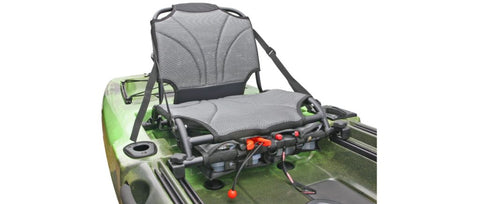 Native Under Seat Tool & Tackle Storage