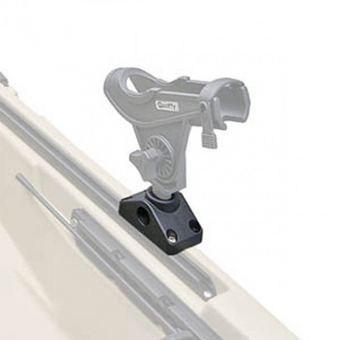 Native Scotty Deck / Side Mount Rod Holder for Groove Track