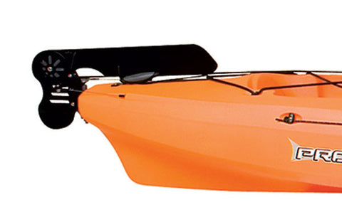Rudder kit to fit a rudder to an Ocean Kayak