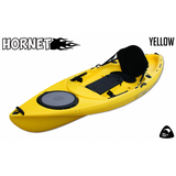 Phoenix Kayaks Hornet Fishing Kayak Yellow