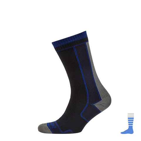 Sealskinz thin mid-length waterproof socks