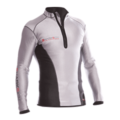 Sharkskin Climate Control Long Sleeve Mens