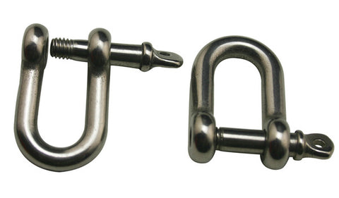 Stainless Steel Shackle for kayak rudder