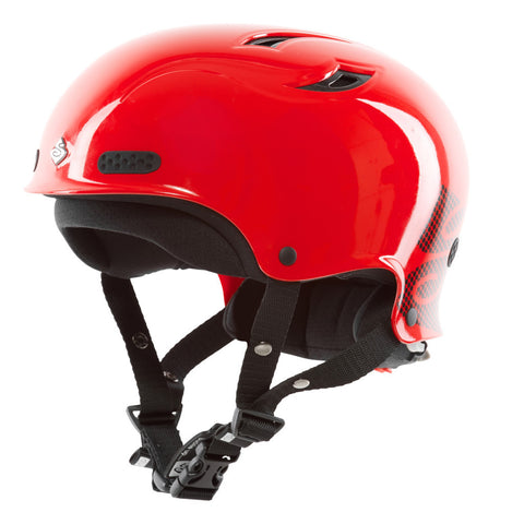 Sweet Wanderer Kayak Helmet Scorch Red