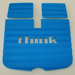 Think Foot Plate Pad