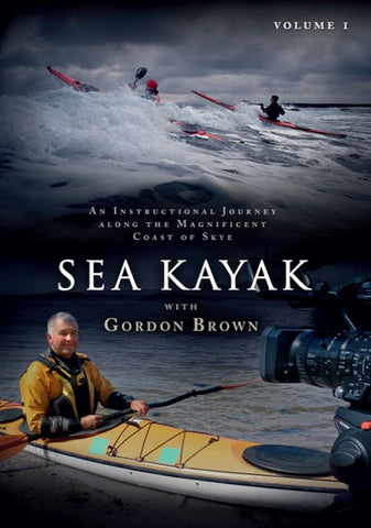 Sea Kayak with Gordon Brown Volume 1 DVD
