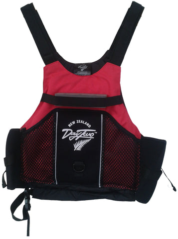 Day Two Adventure Racer PFD Red