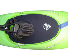 Day Two nylon / neoprene combination deck from sea kayaking and multisport racing