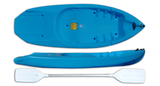 Phoenix Hawk Kids Kayak Blue
