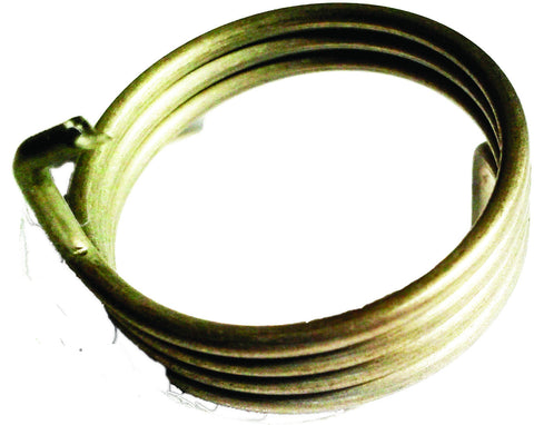 Replacement rudder spring for multisport kayak rudders