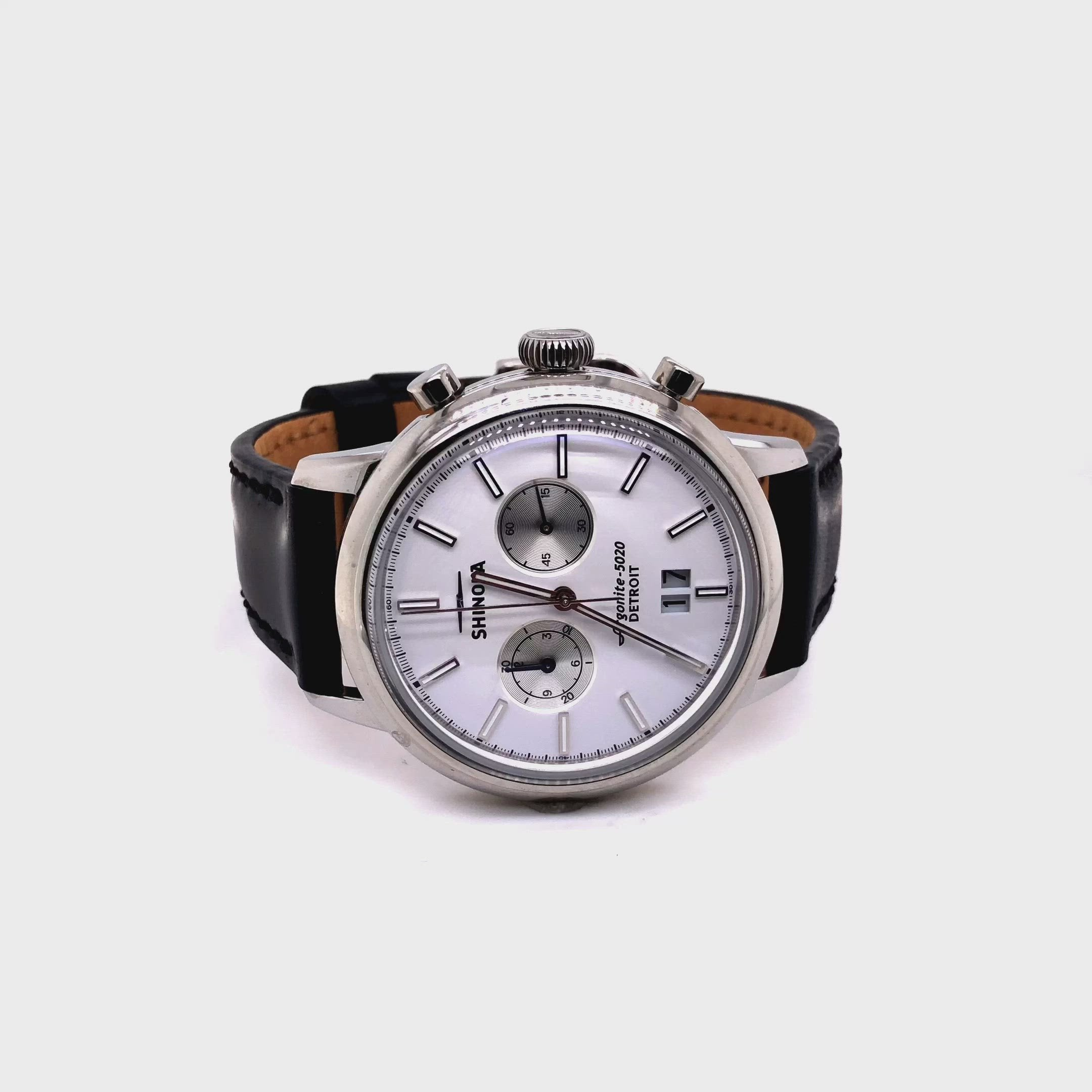 Shinola Men's Bedrock 42mm Watch