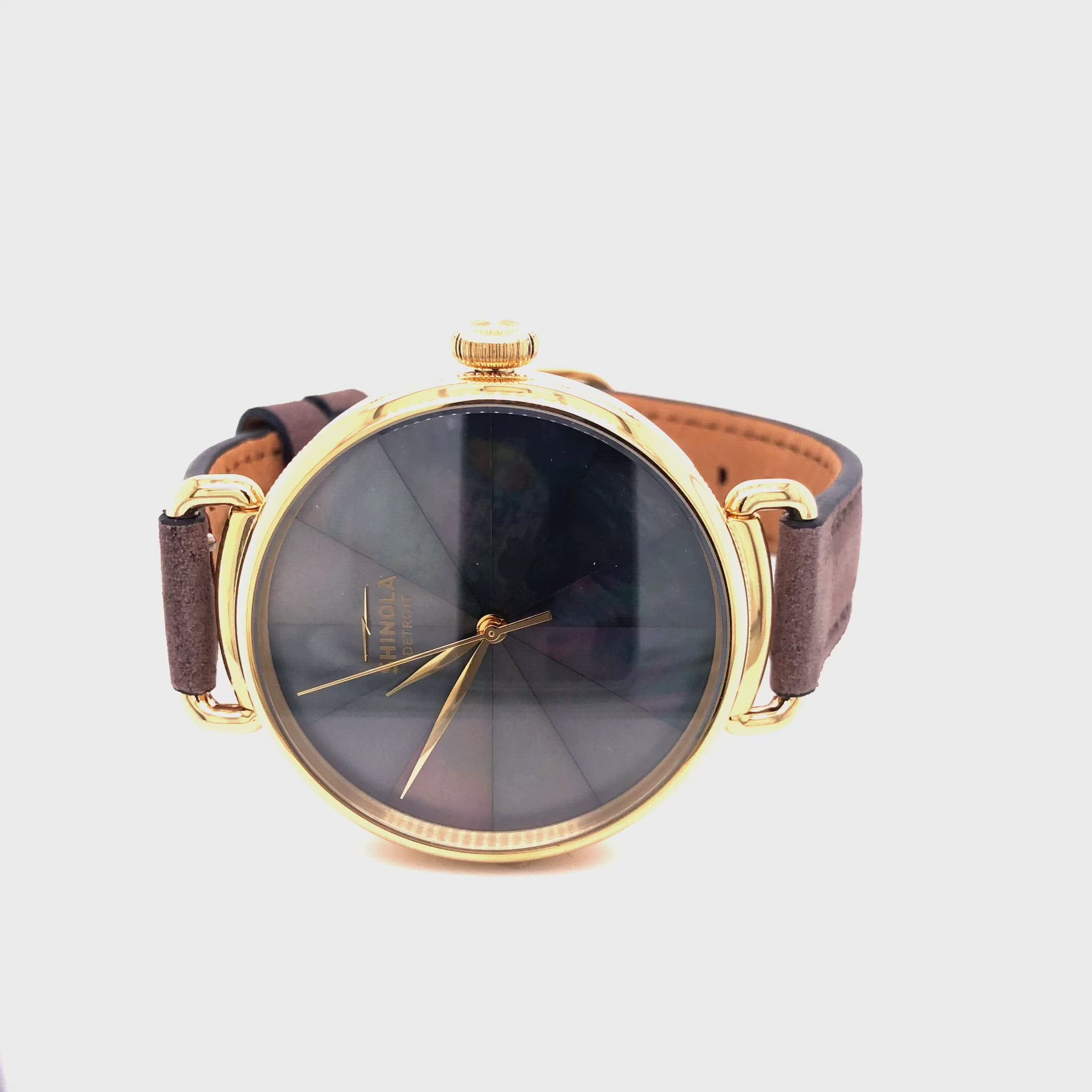 Ladies Shinola Canfield 38mm Watch