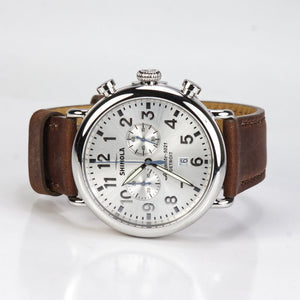 Shinola Men's runwell Chrono 47mm