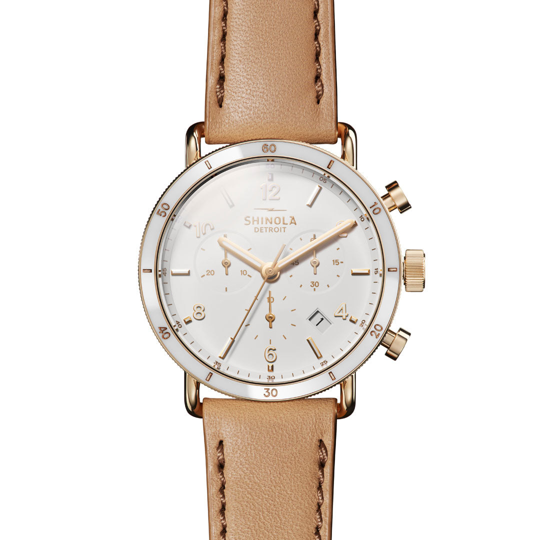 Ladies Shinola Canfield Sport 40mm Watch