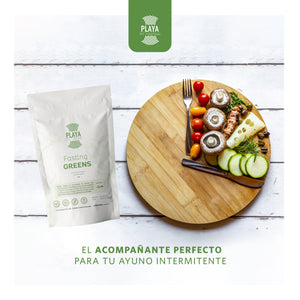 Fasting Greens - Playa Fit Teas Chile