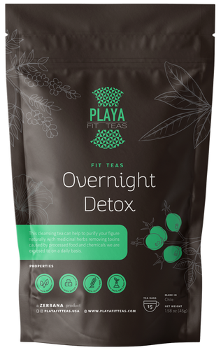 Overnight Detox - Playa Fit Teas Chile