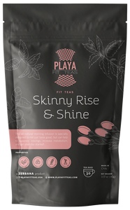 Skinny Rise & Shine - Playa Fit Teas Chile