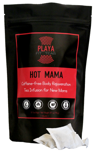 Hot Mama - Playa Fit Teas Chile