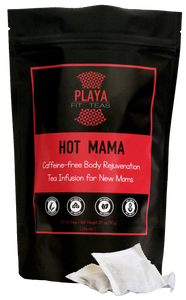2 Meses de Hot Mama (30% Descuento) - Playa Fit Teas Chile
