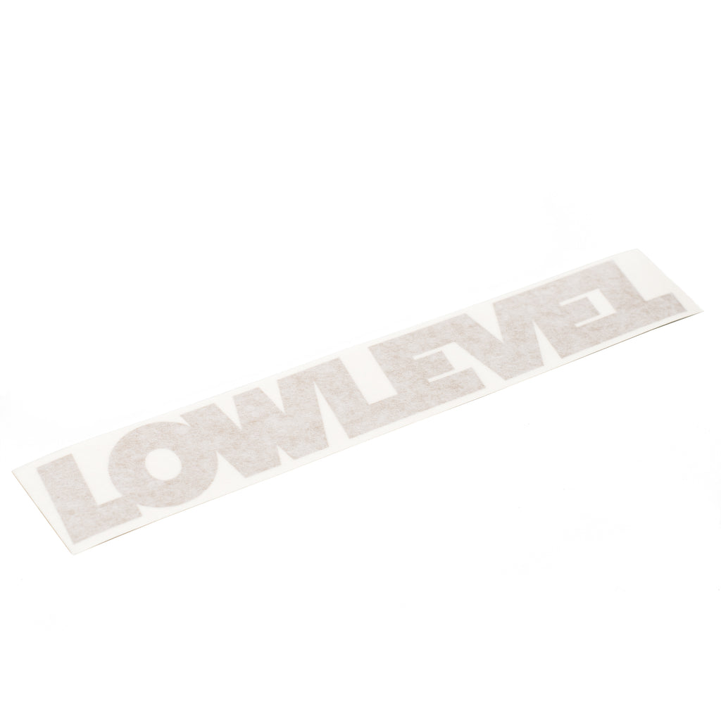 LowLevel Sticker