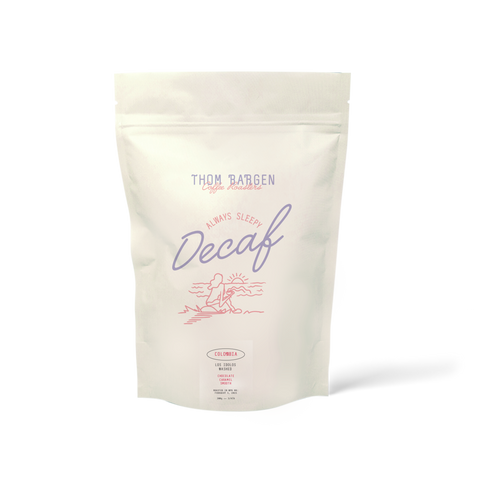 DECAF - always sleepy