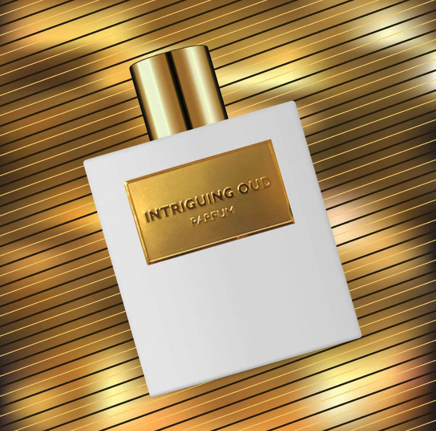 3.4FL OZ. INTRIGUING OUD 100ML